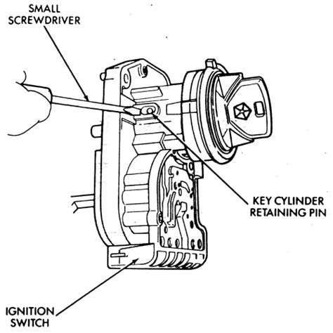 how to remove ignition switch from a 1993 geo prizm 2002 chevrolet truck silverado 2500hd 4wd 8 1l mfi ohv