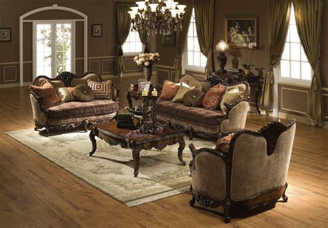 Fancy Living Room Furniture The Cassiopeia Formal Living Room Collection 11397