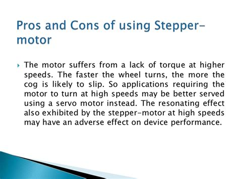 practical applications of capacitors practical applications of stepper motor in hobby electronics