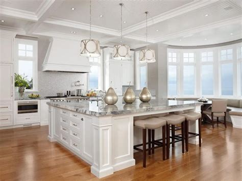 big kitchen island ideas big kitchen island kitchens