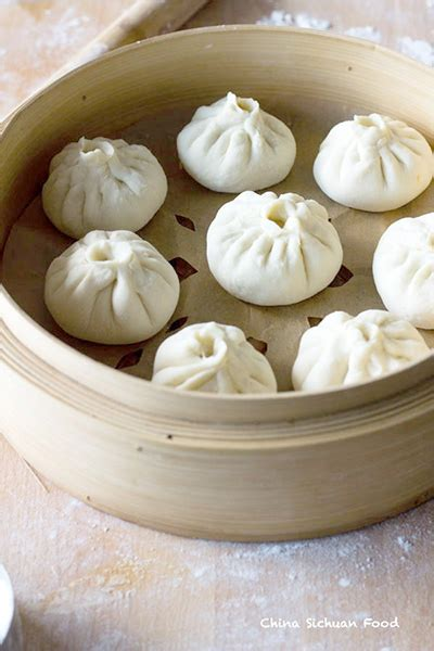 how to make a chinese bun out of yarn chinese pork bun china sichuan food