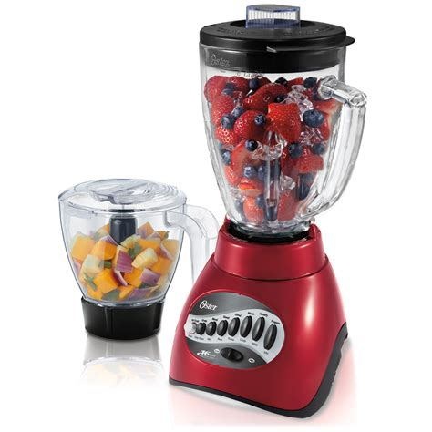 Food Blender Kmart Oster Blstcc Rfp 000 12 Speed Blender Plus 3 Cup Food