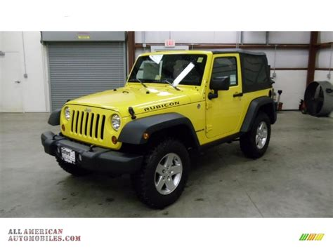 yellow jeep 2011 yellow jeep wrangler for sale