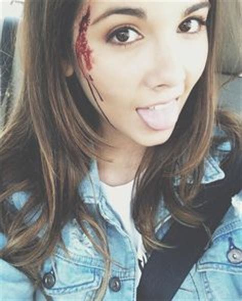 molly lansing davis haley pullos general hospital wiki stage wounds on pinterest halloween makeup tutorials