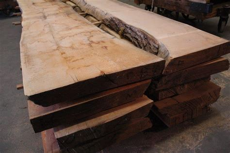 edge slabs domestic  exotic woods