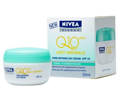 We Test The New Nivea Creme nivea q10 plus anti wrinkle pore refining day