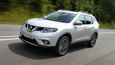 nissan cars find used nissan x trail cars for sale on auto trader uk