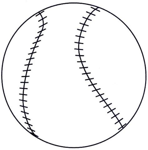 baseball template baseball pinterest
