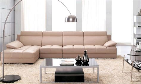 sofas en l modernos aliexpress buy furniture living room leather sofa