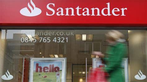 banco santander londres 2 000 empresas brit 225 nicas revelan esta semana su brecha