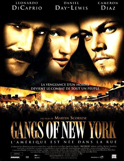 film de gangster usa gangs of new york film 2002 senscritique