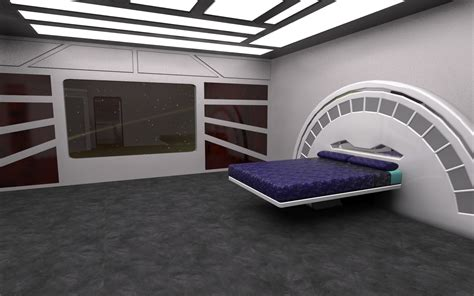 trek bedroom uss espial grace ncc 9091 interior on trek freedom deviantart