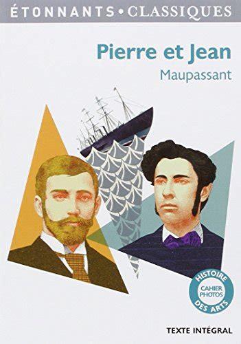 libro pierre et jean libro pierre et jean di guy de maupassant