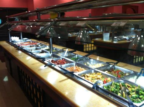 one of the many buffet bars picture of ocean china super