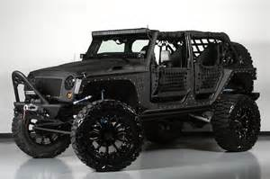 Done Up Jeep Wrangler A 109 000 Custom Jeep You Shouldn T Muck With