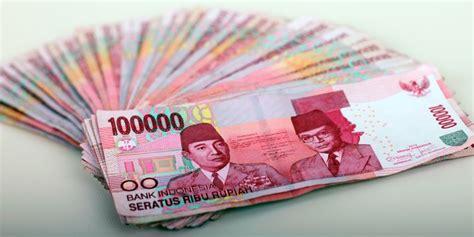 rupiah diklaim salah satu desain uang terbaik sejagat