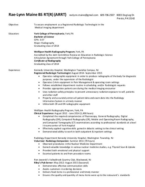 R Resume by Rt R Resume