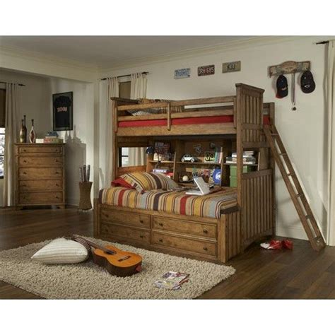 legacy classic timber lodge bedroom efo