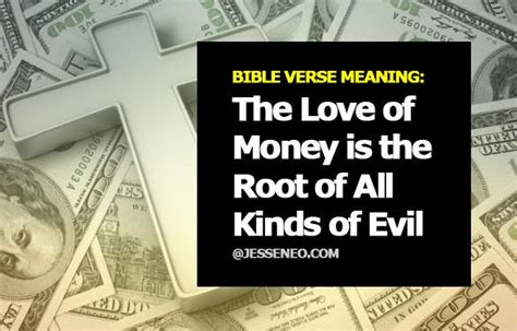 Religion Is The Root Of All Evil Essay by Money Is Not The Root Of All Evil E