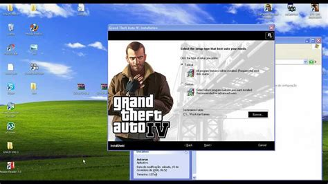 download theme windows 7 gta 5 instalar gta iv completo windons xp youtube