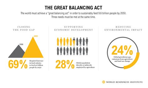the great balancing act world resources institute