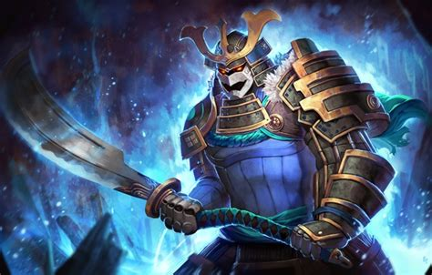 Dota 2 Sven The Rogue Iphone 4 4s 5 5s 5c 6 6s Plus wallpaper sven sword warrior samurai dota 2
