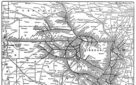 missouri pacific railroad map schwantes to discuss pivotal era in st louis history