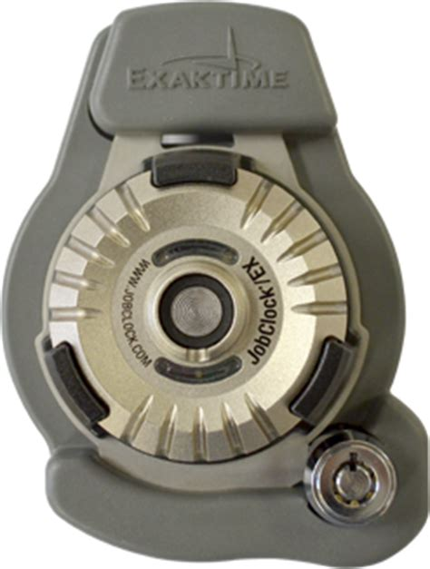 rugged time clock accessories exaktime