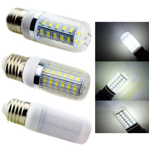 Us E26 110v 5w 7w 9w 12w 3 Types Led Corn L Bulb Light Led Light Bulb Types