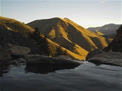 Goldbug Hot Springs in Idaho (Elk Bend Hot Springs)