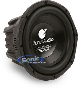 Mirror Coil Material Anarcist planet audio tq100dvc 10 quot dual 4 ohm anarchy series subwoofer