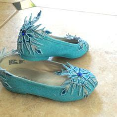 diy elsa shoes shoe template for instant