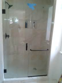 glass shower door frameless frameless shower door outlet new jersey frameless glass