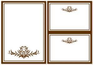 Announcement Cards Templates Free Fiesta De Chocolate Lacelebracion Com