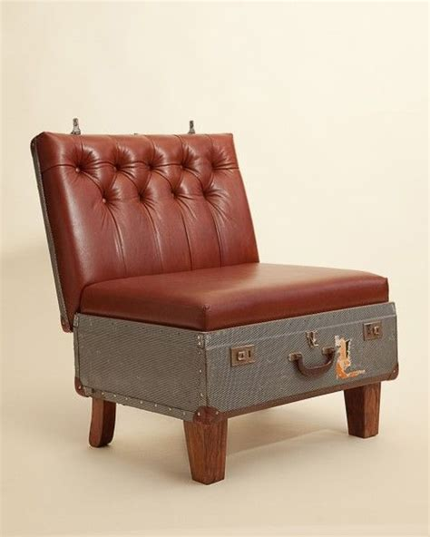 where can i dump my old sofa best 25 suitcase chair ideas on pinterest vintage