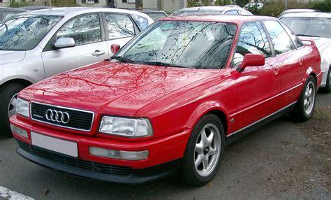 Audi Quattro B4 by файл Audi 80 B4 Quattro Front 20080409 Jpg