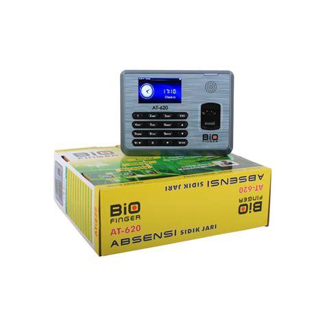 Absensi Sidik Jari Biofinger Tm 600 at 620 biofinger indonesia