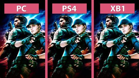 Ps4 Resident Evil 5 resident evil 5 pc vs ps4 vs xbox one hd graphics