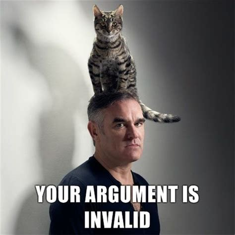 Meme Your Argument Is Invalid - your argument is invalid meme memes