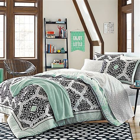 bed bath beyond bedding cooper bedding kit in mint bed bath beyond