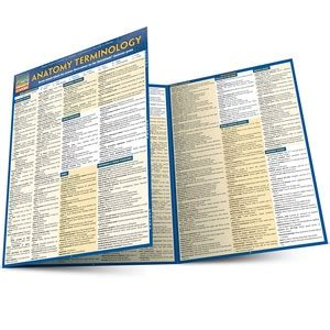 Emt Emergency Medical Technician Laminated Study Guide