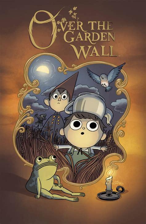 The Garden Wall Wiki by The Garden Wall Comic Series The Garden Wall