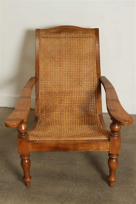 indian ottoman furniture anglo indian plantation chair and ottoman at 1stdibs