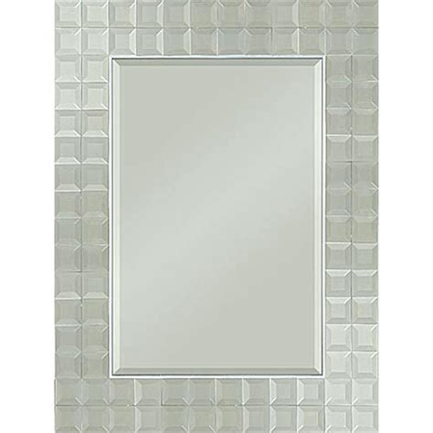 beveled edge mirror wall tiles beveled rectangular mirror modern stainless steel