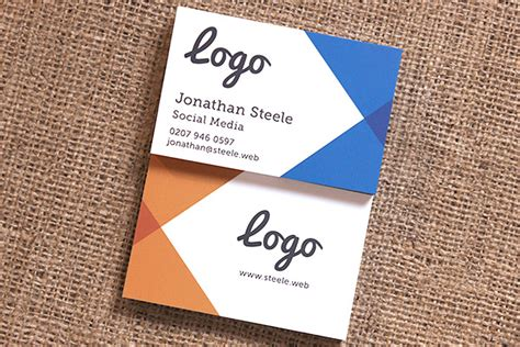 how to make business cards in pages how to design a business card in photoshop