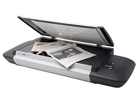 large bed scanner hd iflex