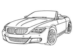 car coloring pages koloringpages
