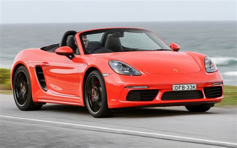 Porsche Boxster Wallpaper by Porsche 718 Boxster Wallpapers Wallpapersafari