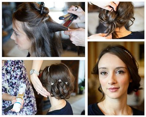 Wedding Hair Up Step By Step Guide by Step By Step Guide Bridal Hair Tutorial Updo