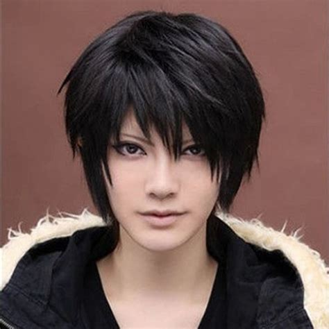 anime hairstyles male real anime hair male real life www pixshark com images